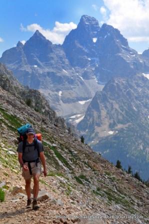 American Classic The Teton Crest Trail The Big Outside