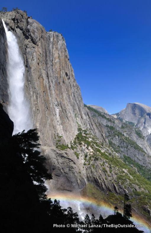 Upper Yosemite Falls.