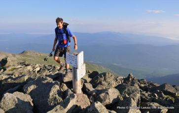 Summit of Mount Adams.