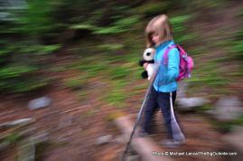 Alex, Spray Park Trail.