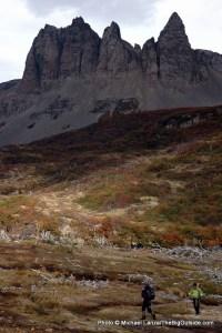 Below the Montes Lindenmayer