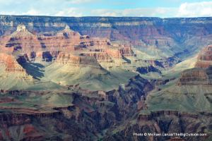 Bright Angel Canyon, Grand Canyon