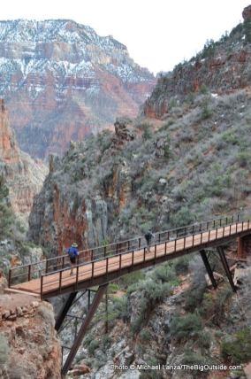 North Kaibab Trail.