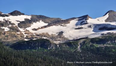 Blackfoot Glacier.