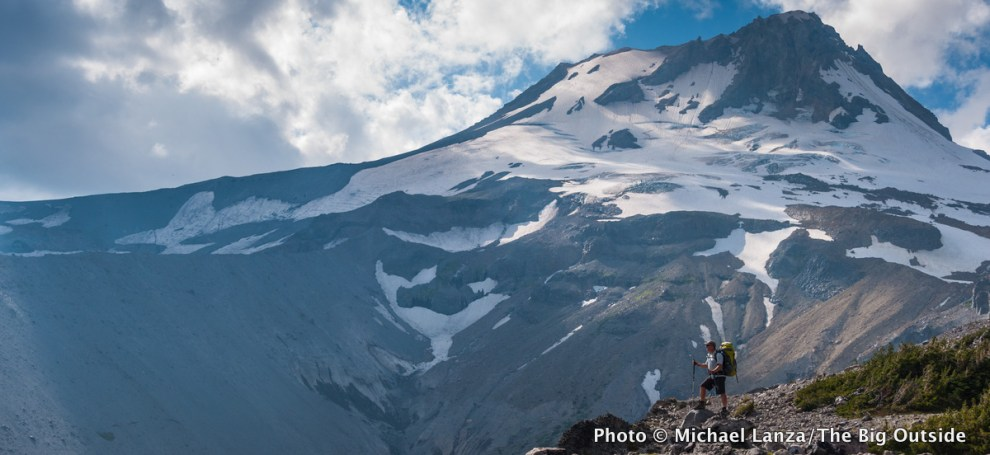 Gnarl Ridge, Timberline Trail, Mount Hood, Oregon.