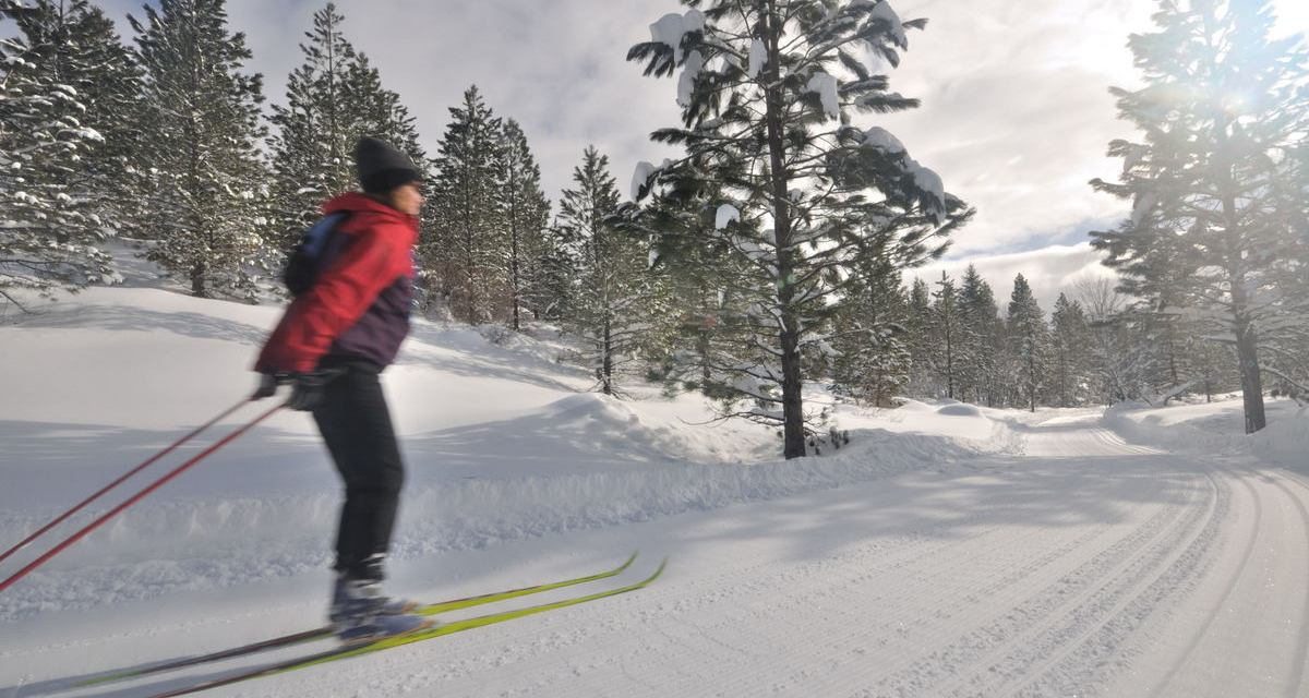 Snowstorms, Skinny Skis, Yurts, and a Family Tradition