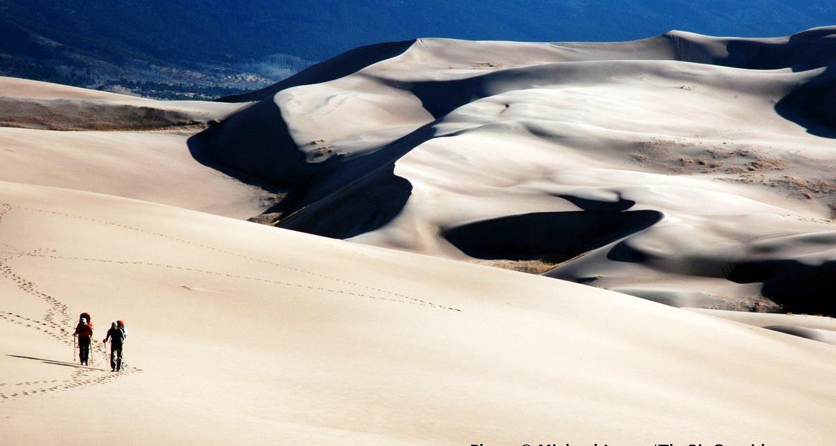 Exploring America's Big Sandbox: Colorado's Great Sand Dunes