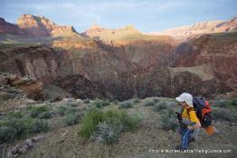 Tonto East Trail, Grand Canyon.