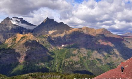 Descending the Food Chain: Backpacking Glacier National Park's Northern Loop