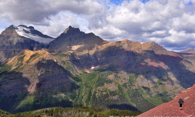 Descending the Food Chain: Backpacking Glacier National Park's Northern Loop