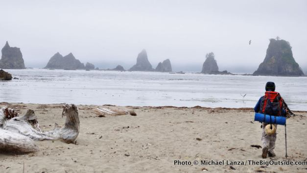 The Wildest Shore: Backpacking the Southern Olympic Coast