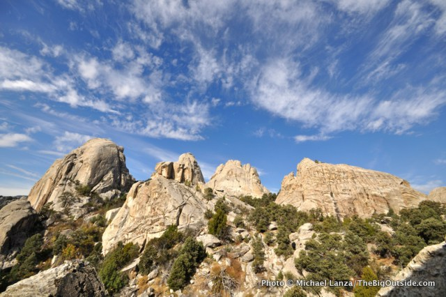 Castle Rocks State Park, Idaho