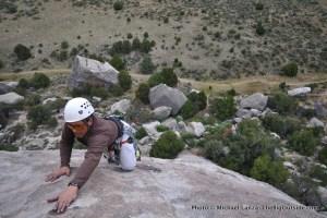 Chago Rodriguez on Big Time, Castle Rocks.