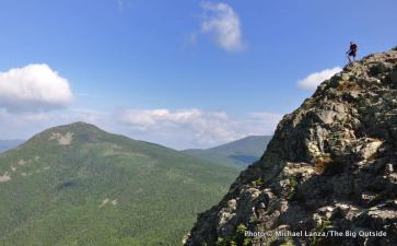 Mount Flume, in New Hampshire's White Mountains.
