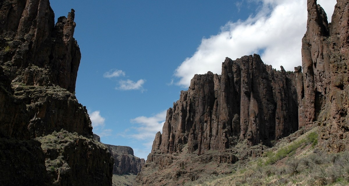 The Wildest River: Kayaking the Upper Owyhee