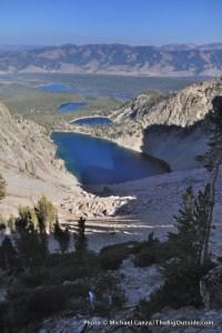 Bench Lakes, Sawtooths.
