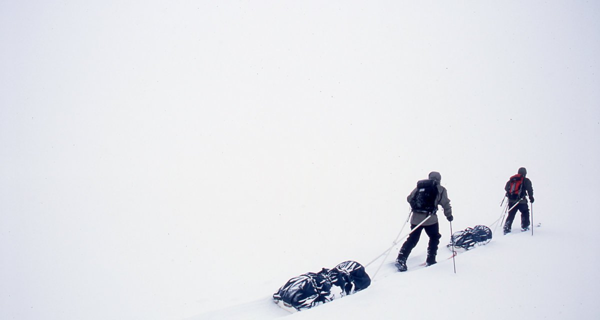 The Best-Laid Plans: A Weeklong Ski Traverse in Yellowstone… and a Monster Snowstorm