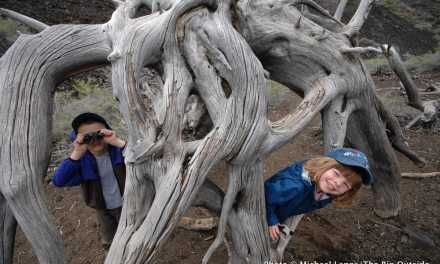 10 Tips For Raising Outdoors-Loving Kids