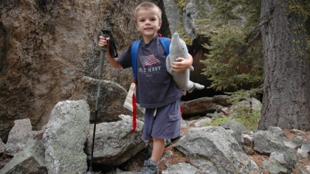 Ask Me: Tips For a First Backpacking Trip With Young Kids