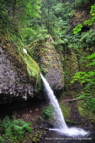 Ponytail Falls.