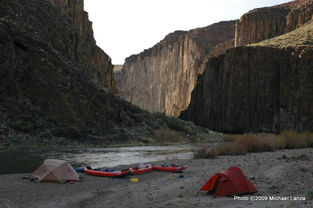 East Fork Owyhee River.