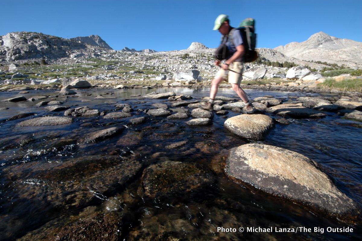 John Muir Wilderness.