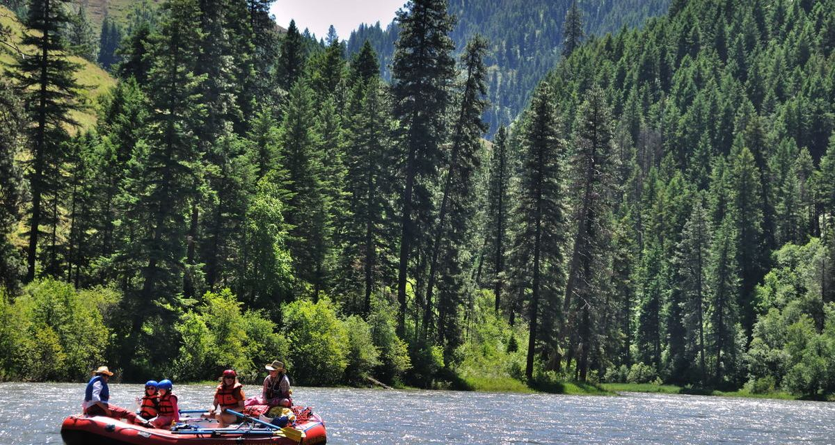 Stacking the Deck For Adventure: Rafting Oregon's Wallowa and Grand Ronde Rivers