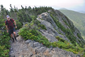 Mt. Flume, Franconia Ridge, White Mountains.