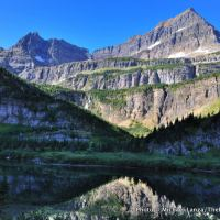 Stoney Indian Pass Trail, Glacier National Park.