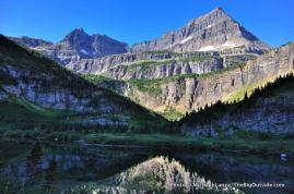 Stoney Indian Pass Trail, Glacier National Park.