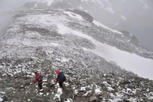 Besseggen Ridge, Jotunheimen National Park.