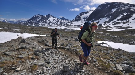 Walking Among Giants: A Three-Generation Hut Trek in Norway's Jotunheimen National Park