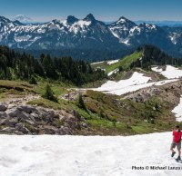 Skyline Trail, Paradise, at Mount Rainier N.P.