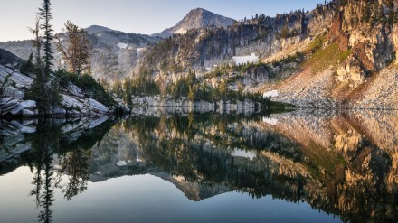 Learning the Hard Way: Backpacking Oregon's Eagle Cap Wilderness