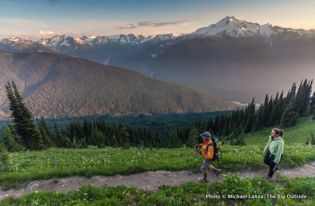 Wild Heart of the Glacier Peak Wilderness: Backpacking the Spider Gap-Buck Creek Pass Loop
