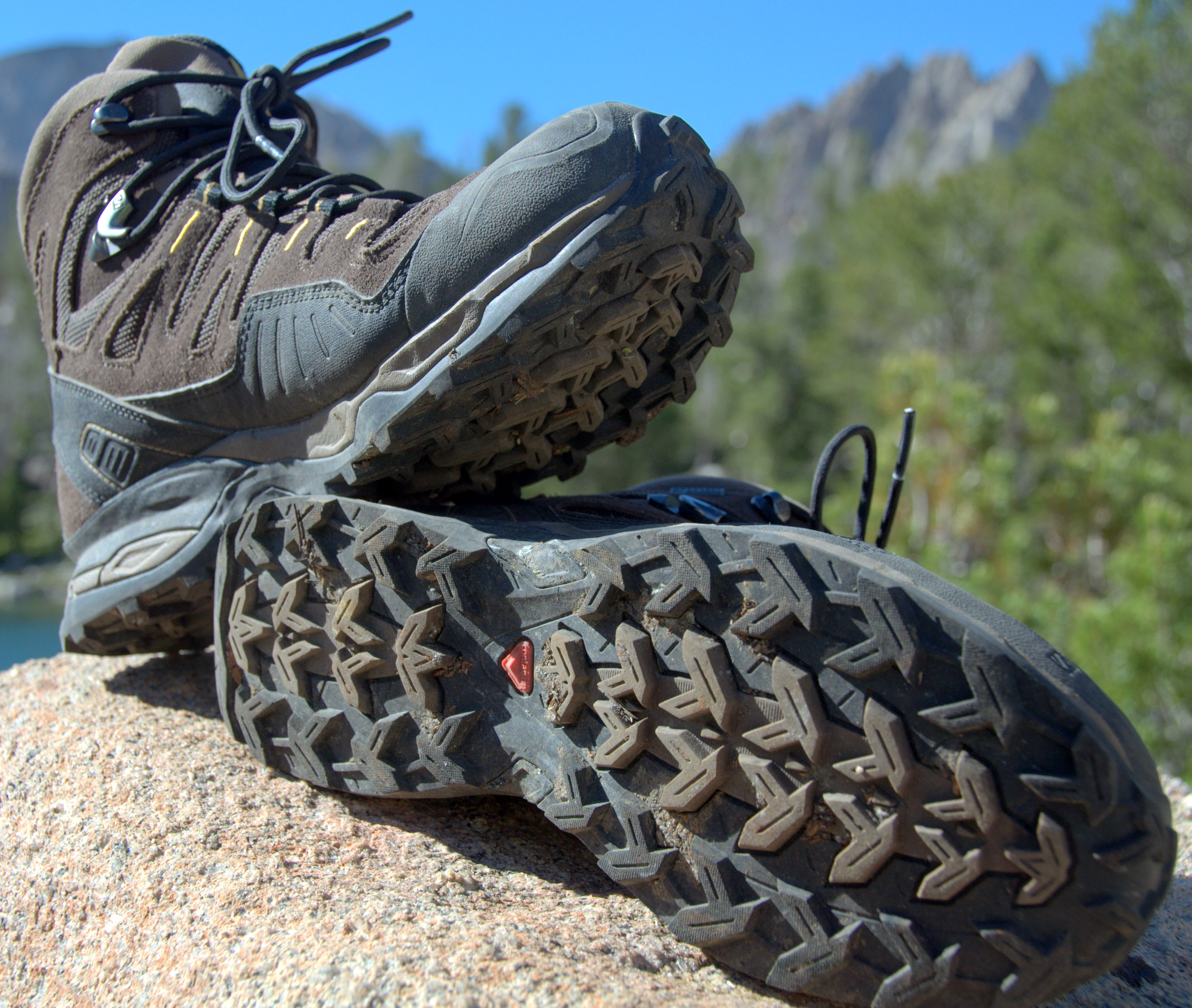 Gear Review: Salomon Conquest GTX Boots | The Big Outside