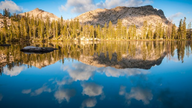 Going After Goals: Backpacking In Idaho's Sawtooth Mountains