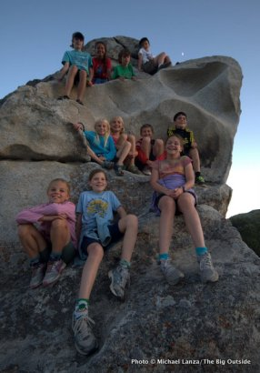A dangerous posse, City of Rocks, Idaho.