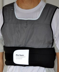 Perfect 20-lb. Weight Vest