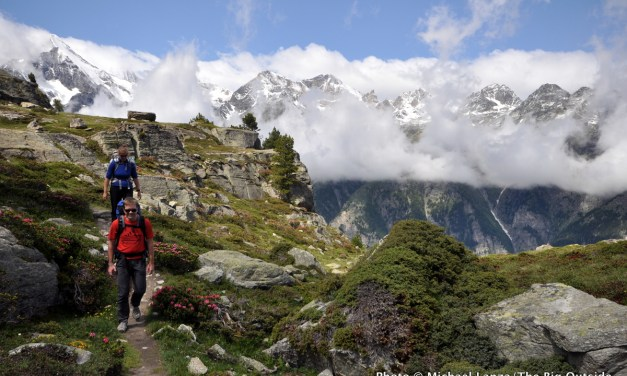 Ask Me: Can I Backpack With a Tent in the Alps?