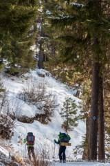 Skyline Trail, Boise Mountains.