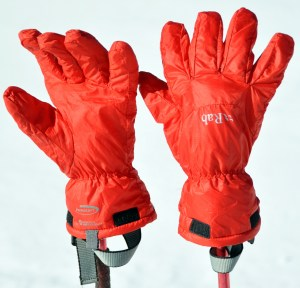 Rab Alliance inner gloves