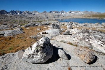 Humphreys Basin, John Muir Wilderness.