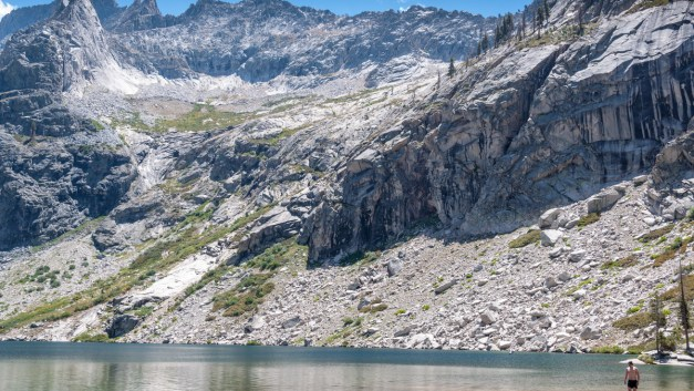 Photo Gallery: 15 Nicest Backcountry Campsites I've Hiked Past