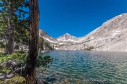 Sheep Lake, White Cloud Mountains, Idaho.