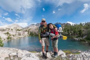 At Cove Lake, Big Boulder Lakes.
