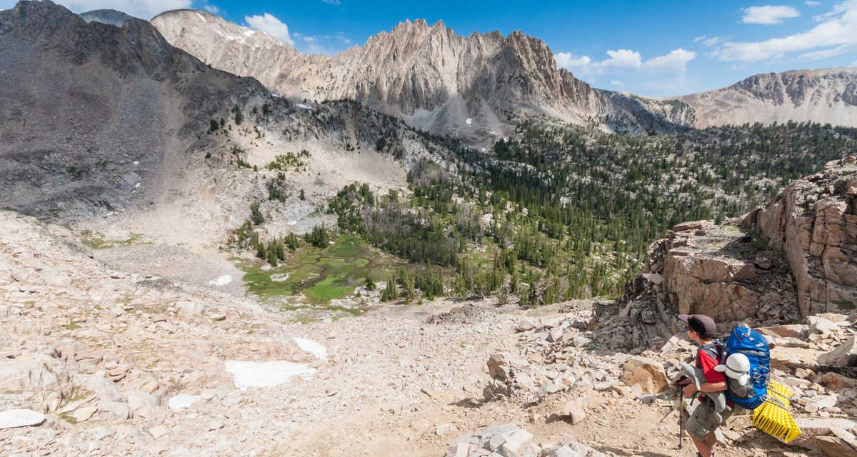 Exploring a Wilderness Hopeful: Idaho's White Cloud Mountains