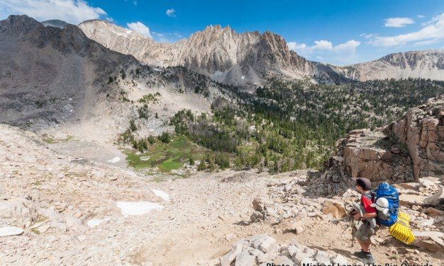 Exploring a Wilderness Hopeful: Idaho's White Cloud Mountains