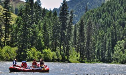 One Photo, One Story: Rafting Oregon's Grand Ronde River