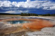 Midway Geyser Basin, Yellowstone